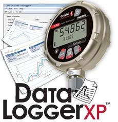 Crystal Dataloggerxp Digital Pressure Gauge Software