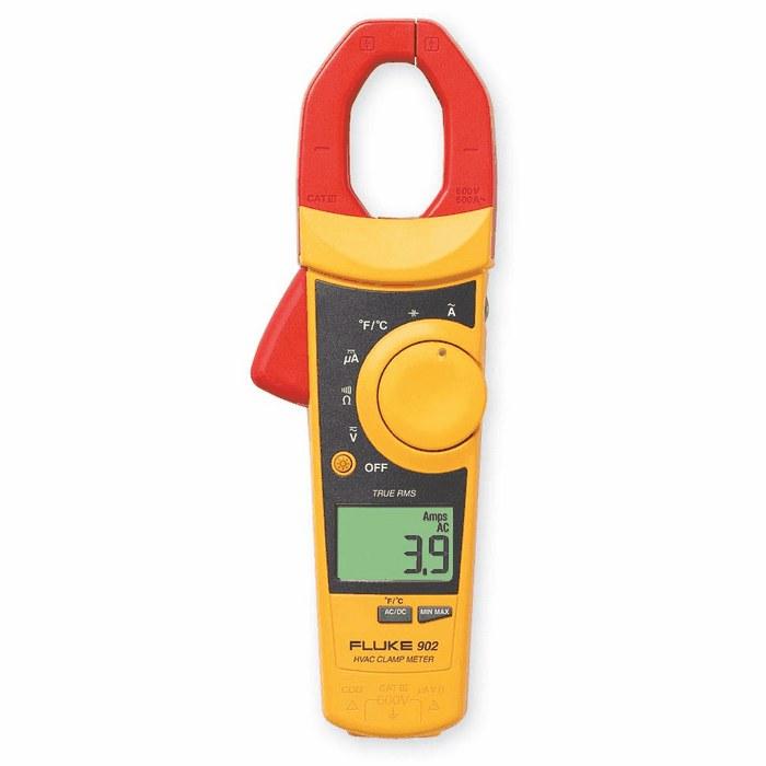 Fluke 902 True-rms HVAC Clamp Meter | Valley Instrument ...