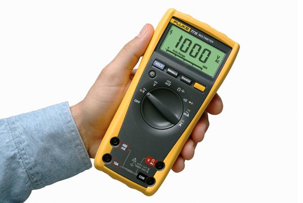 fluke 77 iv digital multimeter valley instrument service rh valleyinstrument com fluke 77 ii manual fluke 77 multimeter manual