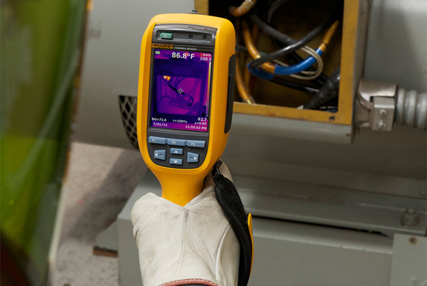 Fluke Ti125 Industrial-Commercial Infrared Camera